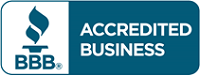 BBB accredited business logo for bcleanservices indianapolis