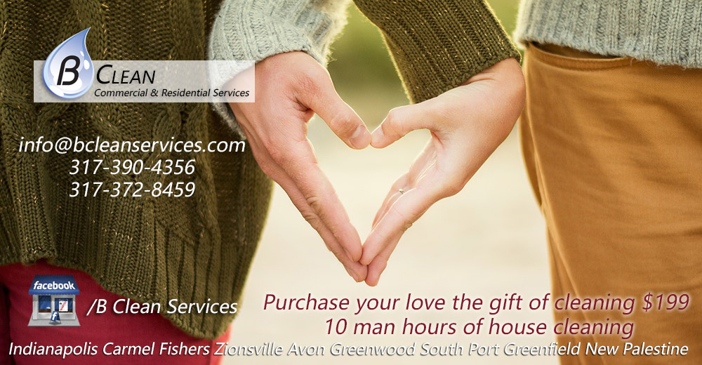 Valentine 2017 Special bcleanservices.com
