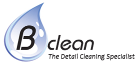 B Clean Services Logo
